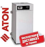 Котел газовый напольный Атон Atmo-10 EB (2-х контурный) Дымоходный, автоматический SIT-Италия