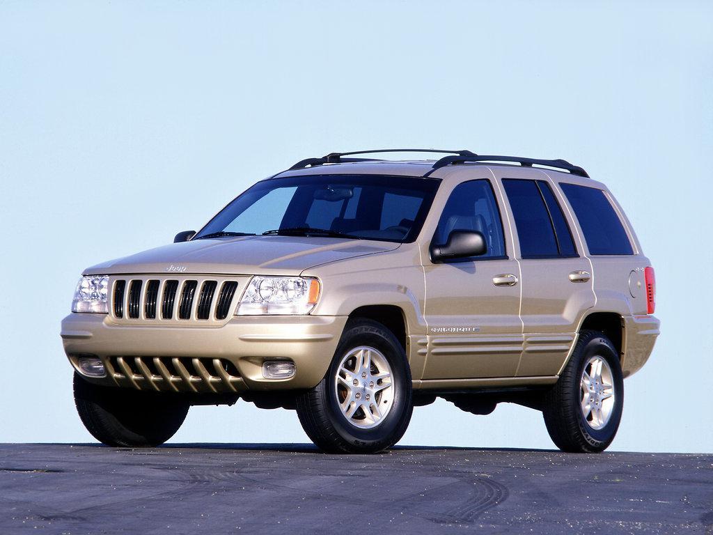 Лобовое стекло Jeep Grand Cherokee 2 (1999-2004)
