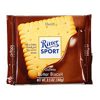 Шоколад с печеньем Ritter