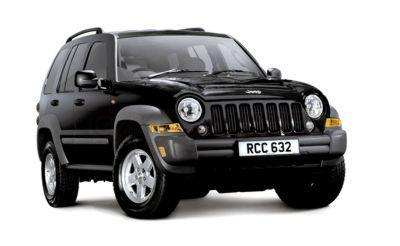 Лобовое стекло Jeep Cherokee Liberty 5-Д (2002-2007)
