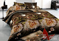 Семейный комплект постельного белья R881