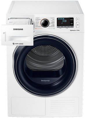 Сушильна машина Samsung DV90M6200CW, фото 2