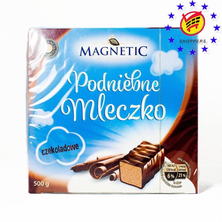Конфеты Magnetik Podniebne mlechko (шоколадные) 380г