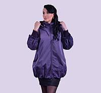 Женская демисезонная куртка. Модель 34. Размеры 48-60