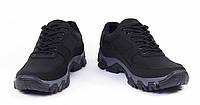 Кроссовки женские водостойкие кожа+Cordura 10д черные 37р, фото 1