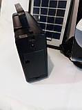 Портативное зарядное устройство на солнечной батарее GD-8006A, фото 5