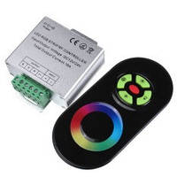 RF RGB Touch Black 18A (металл)