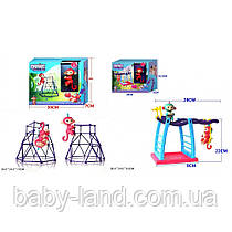 Ігровий набір дитячий Мавпочка Fingerlings з турніком 21605