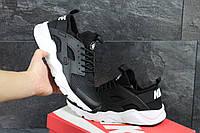 Nike Air Huarachi черно белые