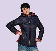 Женская демисезонная куртка. Модель 14. Размеры 44-52