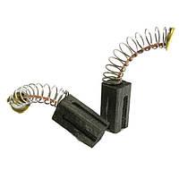Щетки угольно-графитовые тст-н 6,3*6,3 мм (контакт - пятак, комплект - 2 шт)
