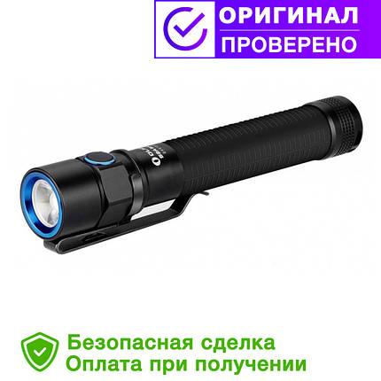 Фонарь Olight LED S2A BATON XM-L2 BLACK (S2A XM-L2 BLK ), фото 2