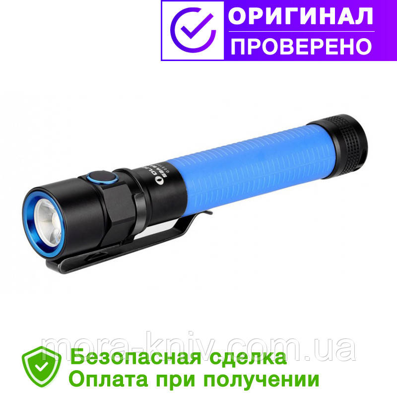 Фонарь Olight LED S2A BATON XM-L2 BLUE {S2A XM-L2 BL}