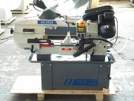 Ленточная пила FDB Maschinen SG5018/220В, фото 2