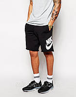 Шорты мужские спортивные Найк Nike черные