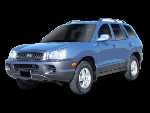 Лобовое стекло Hyundai Santa Fe (2001-2006)