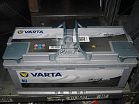 Аккумулятор  105Ah-12v VARTA Start-Stop Plus AGM (394х175х190), R, EN 950, Наложенный платеж, НДС
