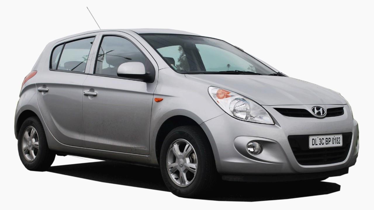 Лобовое стекло Hyundai i20 5-Д (2009-)