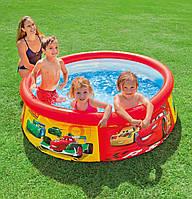 Детский надувной бассейн Intex 28103 Тачки