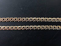 157 Мужская широкая цепь оптом, позолоченные украшения, цепочки оптом в Украине.