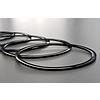 Кольца опорные (защитные) для гидравлических и пневматических цилиндров.