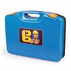 Мастерская-чемодан с инстурментами 2в1 Bob the Builder Smoby 360311, фото 2