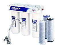 Подмоечные фильтры для воды Аквафор