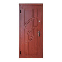 Дверь металлическая Саган МДФ 96 левая В