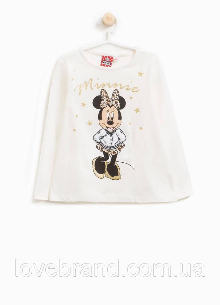 Свитшот Minnie Mause OVS для девочки 3-4 г./104 см
