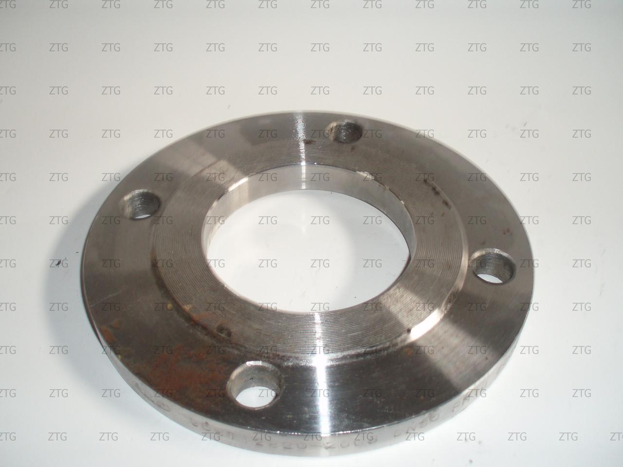 Фланец плоский стальной Ру 10 Ду 80