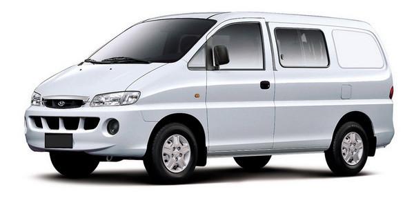 Лобовое стекло Hyundai H200 (1997-2008)
