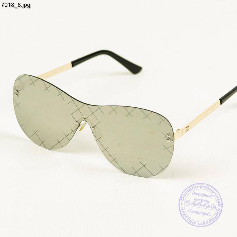 Зеркальные очки Chanel - 7018/1, фото 2
