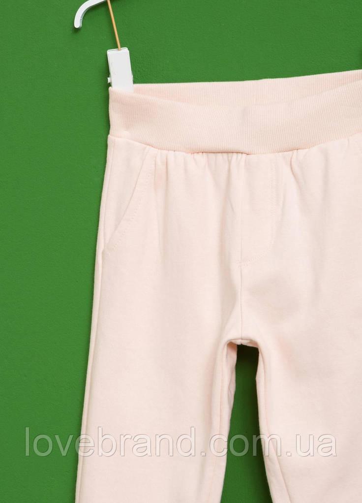 Спортивные штаны байка OVS для девочки 5-6 л./116 см