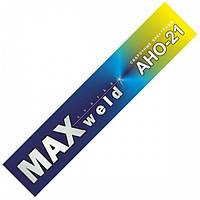 Электроды Запорожэлектрод MAXweld АНО-21 (Е46) Ø 3 мм (упаковка 2,5 кг)