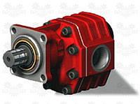 Hасос шестеренчатый «Binotto» 82 l/min ISO * насос для седлового тягача с полуприцепом самосвалом