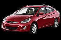 Лобовое стекло Hyundai Accent / Solaris / Kia Rio( RUS седан, хетчбек) (2011-)