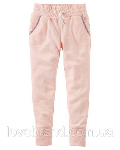 Спортивные штаны OshKosh для девочки 6Х л./122-128 см