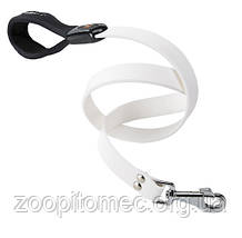 Поводок для собак ERGOFLEX G25/110 LEAD WHITE ferplast