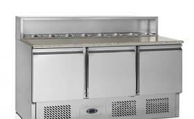 Стол холодильный для пиццы Tefcold PT-930