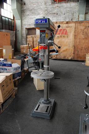 Сверлильный станок FDB Mashinen™ Drilling 20, фото 2