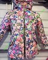 Модная детская курточка сезона весна-осень