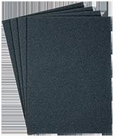 Шлифовальные листы вологостійкій ТМ Klingspor 230*280 P100 PS 8 C уп-50шт