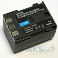 Аккумулятор для видеокамеры Canon NB-2L12, NB-2L14 (1400 mAh)