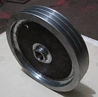Шків 3 ремні профіль А  діамтр 270 мм. до екструдера ЕШ-45