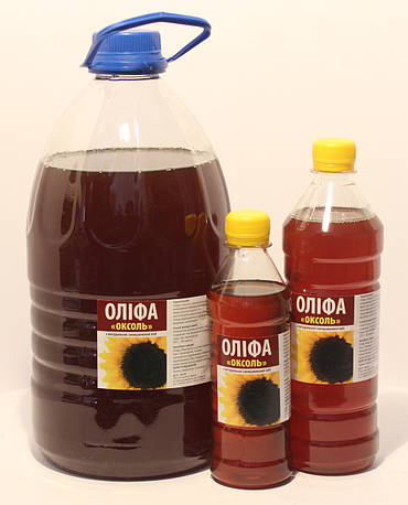 "Оліфа ""Оксоль""/POLYCOLOR/ безбарвна 3,4"