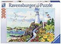 """Пазл """"Рай на побережье"""" 3000 шт. Ravensburger (RSV-170739)"""