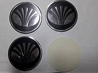 Наклейки на колпачки, заглушки, наклейки на диски 90 мм Daewoo Део