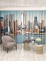 Фотоштора Walldeco Панорама Нью-Йорка (2057_4_1)