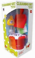 Набор детский для уборки с ведром, XS-14056