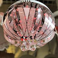 Люстра с LED подсветкой и пультом 41057/300